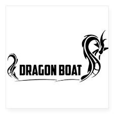 Dragon Boat Stickers