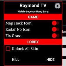 Raymond TV Modz Apk